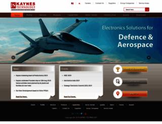kaynestechnology.net screenshot