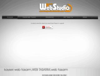 kayseriwebstudio.com screenshot