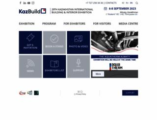 kazbuild.kz screenshot