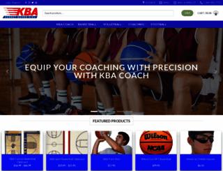 kbacoach.com screenshot