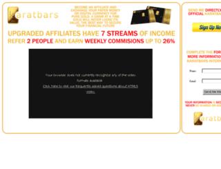 kbars.prettylittlebusiness.com screenshot