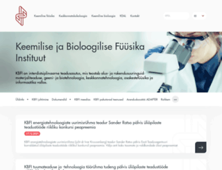 kbfi.ee screenshot