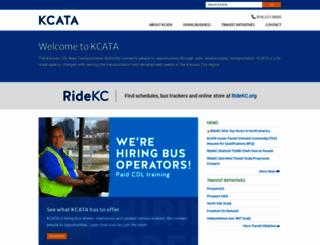 kcata.org screenshot