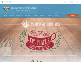 kcmblessings.com screenshot