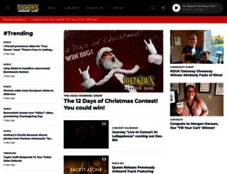 kdux.com screenshot