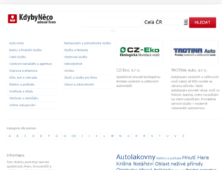 kdybyneco.cz screenshot