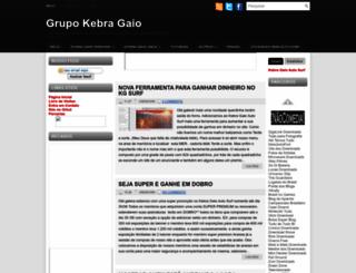kebragaio.blogspot.com screenshot