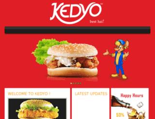 kedyo.com screenshot