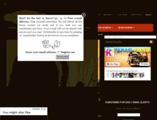 keefarakpainda.com screenshot