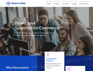 keenondots.com screenshot