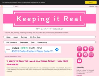 keepingitrreal.blogspot.com.es screenshot