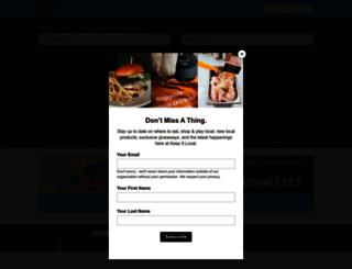 keepitlocalok.com screenshot