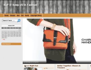 keepusfashion.com screenshot