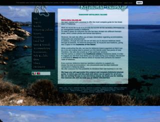 kefalonia-island.gr screenshot