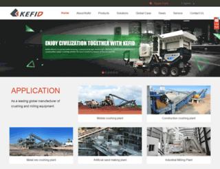 kefid.com screenshot