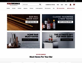 kegworks.com screenshot