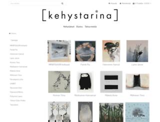 kehystarina.fi screenshot
