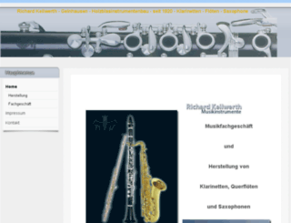 keilwerth.de screenshot