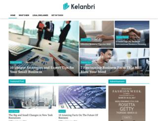kelanbri.com.au screenshot