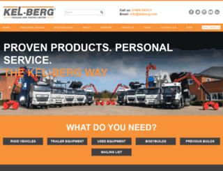 kelberg.com screenshot