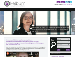 kelburn.com screenshot