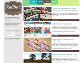 kellbot.com screenshot