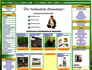 keller-shop.de screenshot