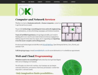 kelleyllc.com screenshot