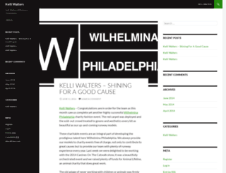 kelliharman.net screenshot
