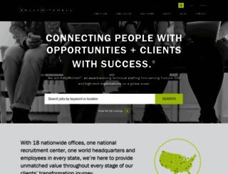 kellymitchell.com screenshot