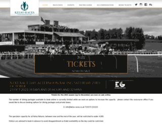 kelso-races.co.uk screenshot