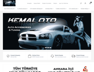 kemaloto.com screenshot
