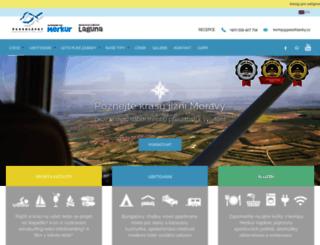 kemp-merkur.cz screenshot