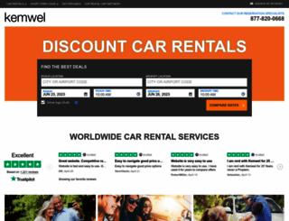 kemwel.com screenshot