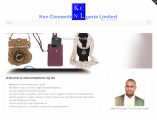 kenconnections.com screenshot