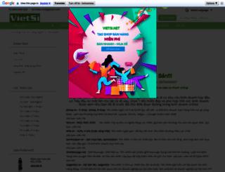 kenhnhadat.com.vn screenshot