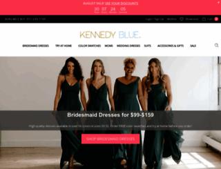 kennedyblue.com screenshot