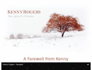 kennyrogers.musiccitynetworks.com screenshot