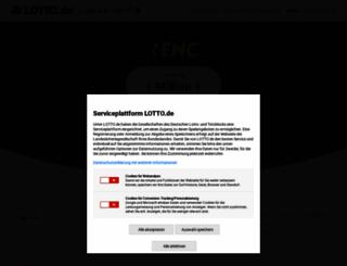 keno.de screenshot