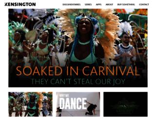 kensingtontv.com screenshot