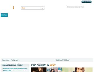 kent.floodlight.co.uk screenshot