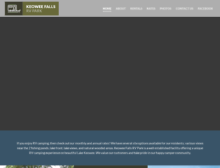 keoweerv.com screenshot