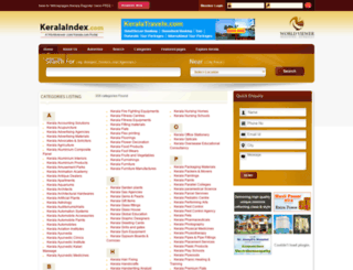 keralaindex.com screenshot