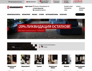 keramogranit.ru screenshot