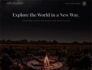 kerdowney.com screenshot