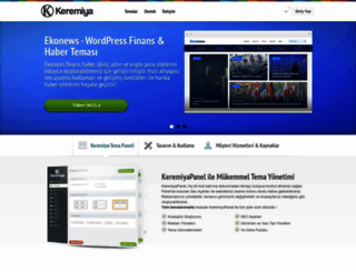 keremiya.com screenshot