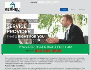 kerneliservices.com screenshot