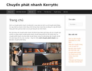 kerryttc.com.vn screenshot