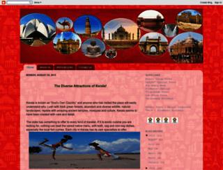 kesari-tours.blogspot.com screenshot
