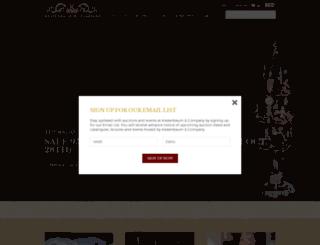 kestenbaum.net screenshot